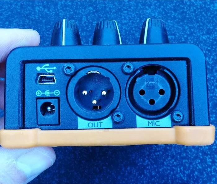 TC-Helicon VoiceTone E1 (82425)