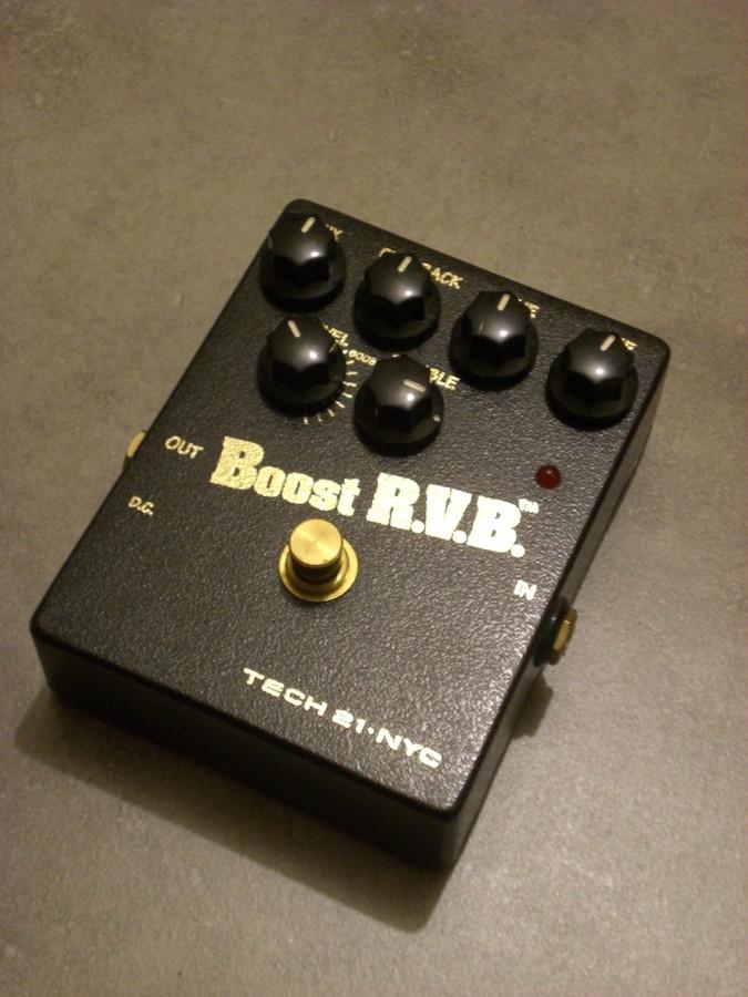 Tech 21 Boost R.V.B (50826)