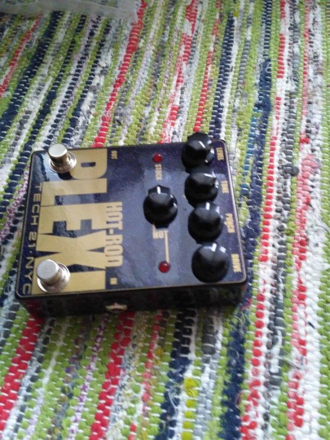 Tech 21 Hot-Rod Plexi (78362)