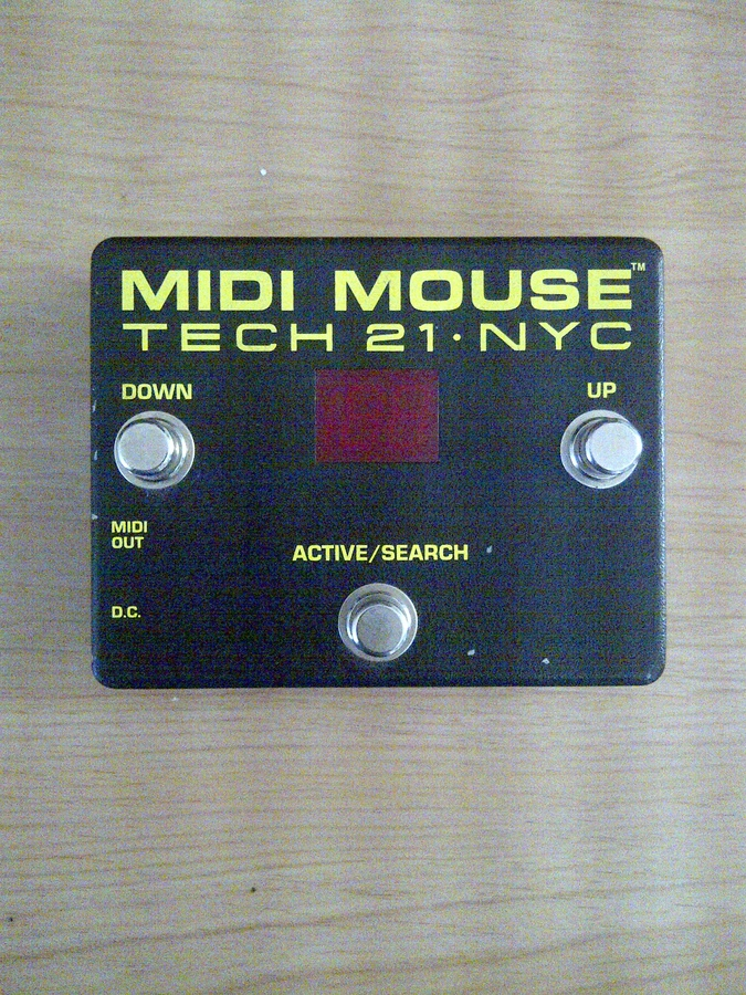 Tech 21 Midi Mouse Tom13380 images