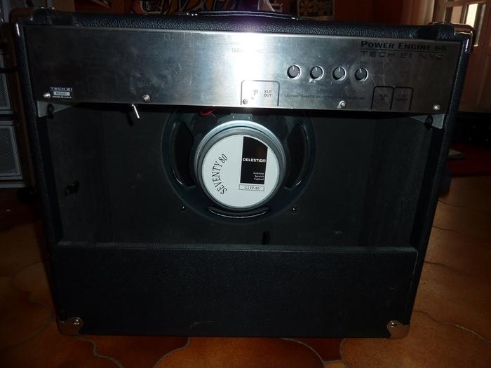 tech 21 power engine 60 1x12 image 453802 audiofanzine. Black Bedroom Furniture Sets. Home Design Ideas