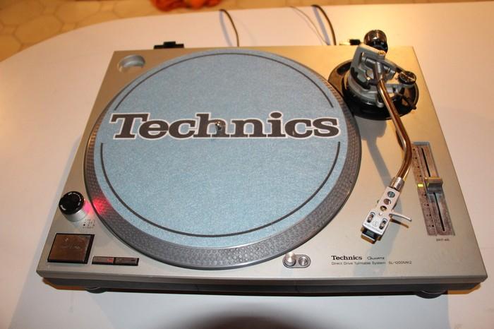Technics SL-1200 MK2 (75495)
