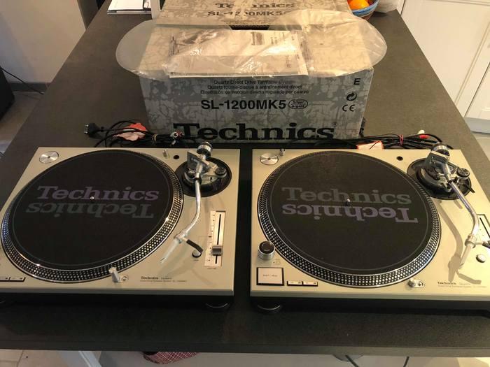 Technics SL-1200 MK5 (78121)