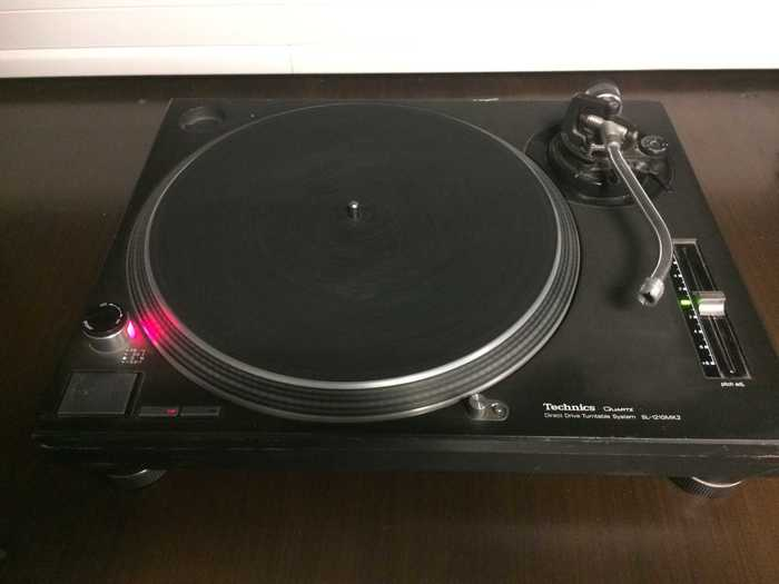 Technics SL-1210 MK2 (66164)