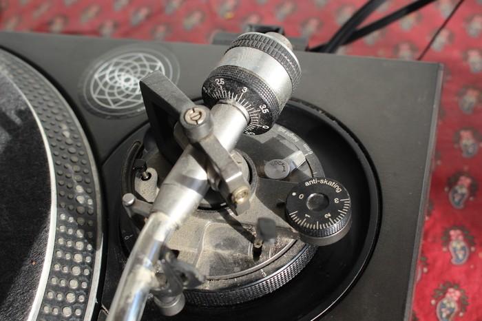 Technics SL-1210 MK2 (52446)