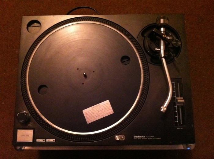 Technics SL-1210 MK2 (32359)