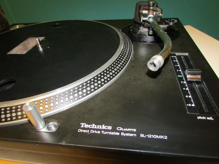 Technics SL-1210 MK2 (19210)