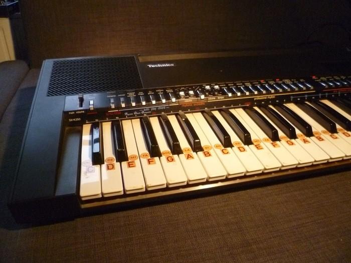 Technics SX-K250 (39883)