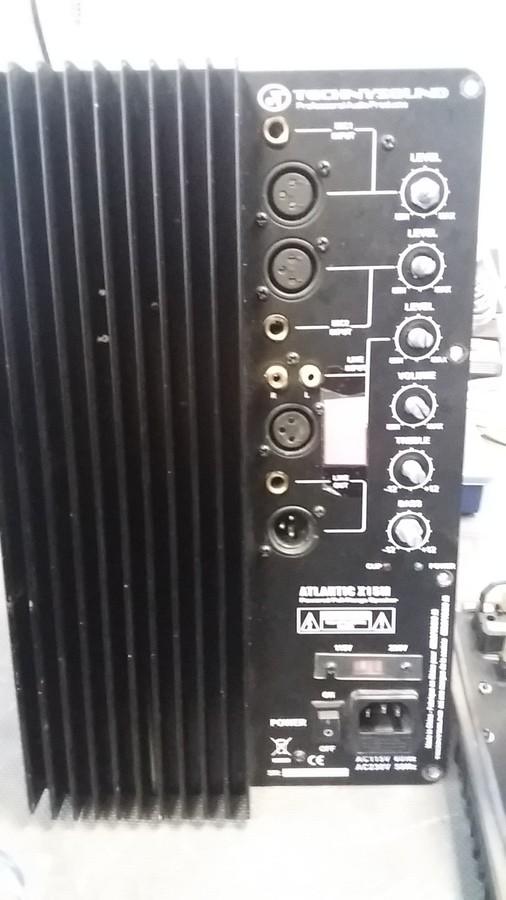 Technysound Atlantic X15M (53919)