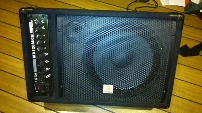 the box MA 120 MKII (86248)