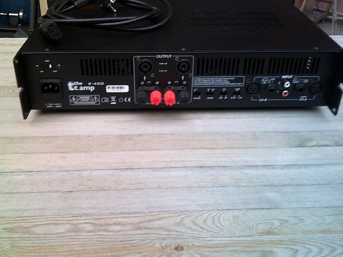 The t.amp E-400 (45016)
