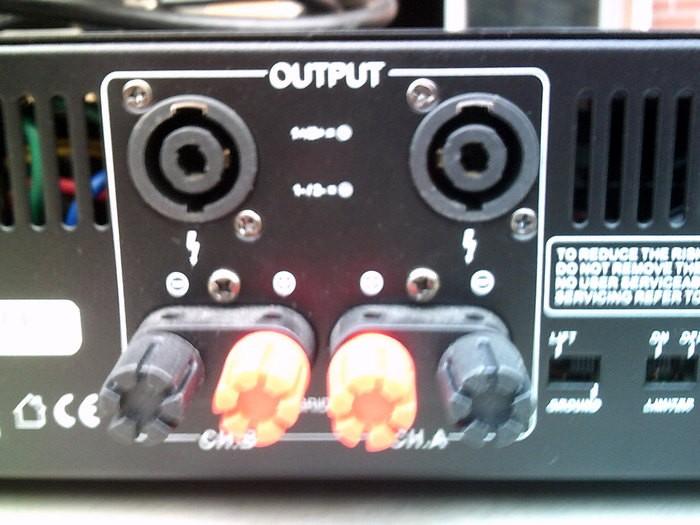 The t.amp E-400 (88035)