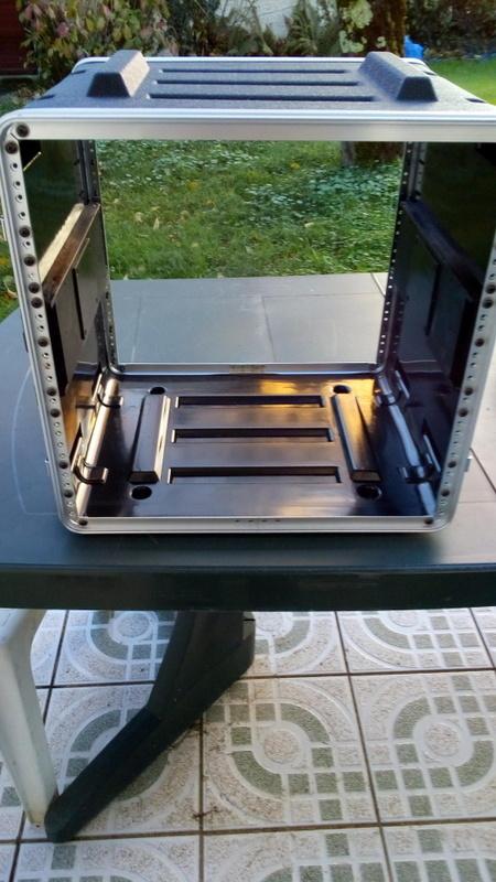 Thomann Rack Case 10U Régis_ images