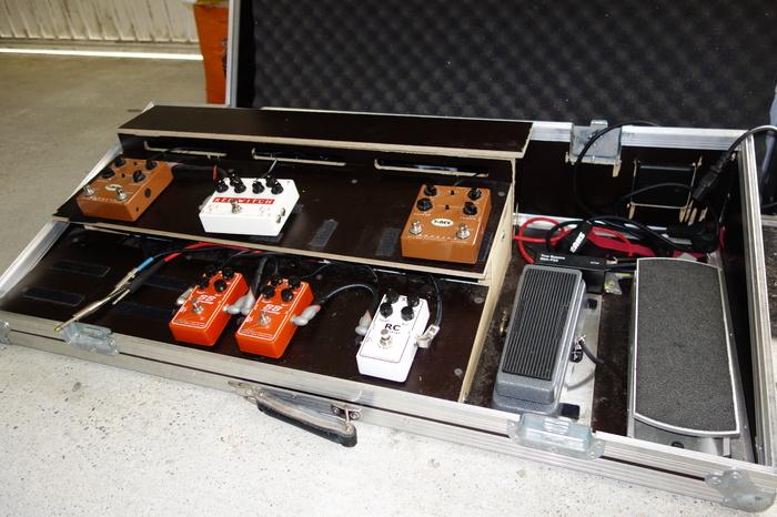 thon pedalboard large image 939409 audiofanzine. Black Bedroom Furniture Sets. Home Design Ideas