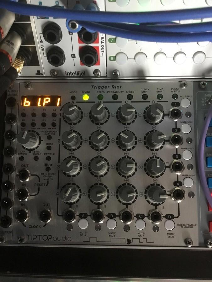 Tiptop Audio Trigger Riot (97502)