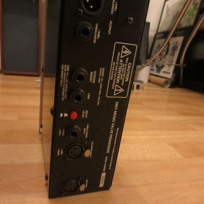TL Audio 5051 Mono Tube Voice Processor (95284)