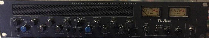 TL Audio C-1 Dual Valve Compressor (82114)