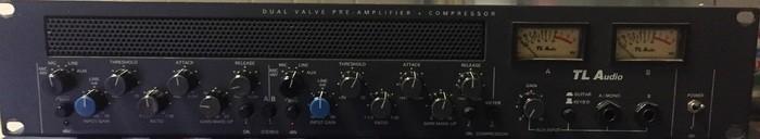 TL Audio C-1 Dual Valve Compressor (67838)