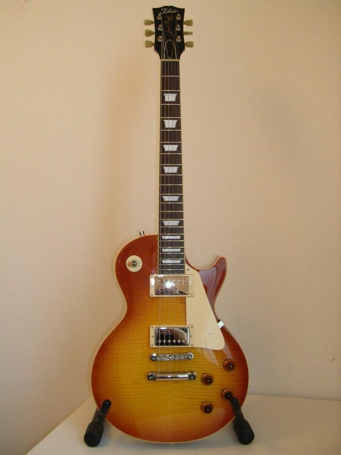 Tokai Love Rock LS98F (86648)