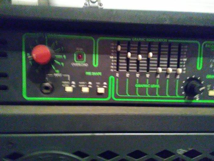 Trace Elliot GP7SM-250 (4755)