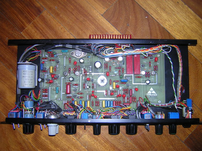 Trident B-Range Stereo Channel strip (55507)