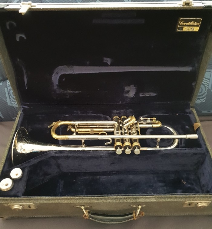 Conn connstellation trompette datant
