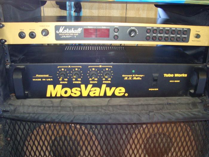 Tube Works MosValve MV-962 LeatherRebel images