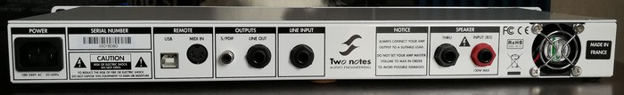 Two Notes Audio Engineering Torpedo Live (15074)