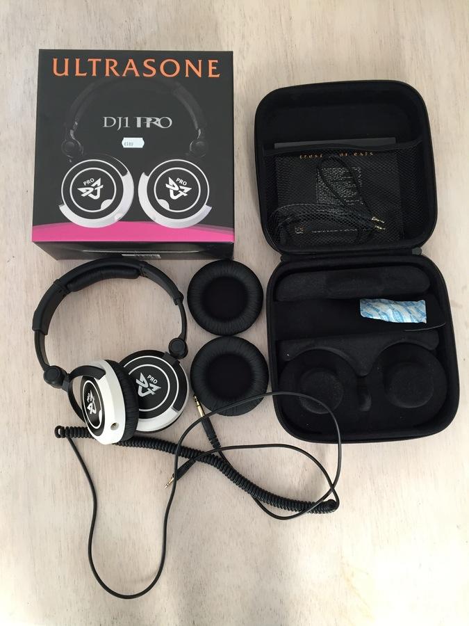 Ultrasone Dj One Pro dewash images