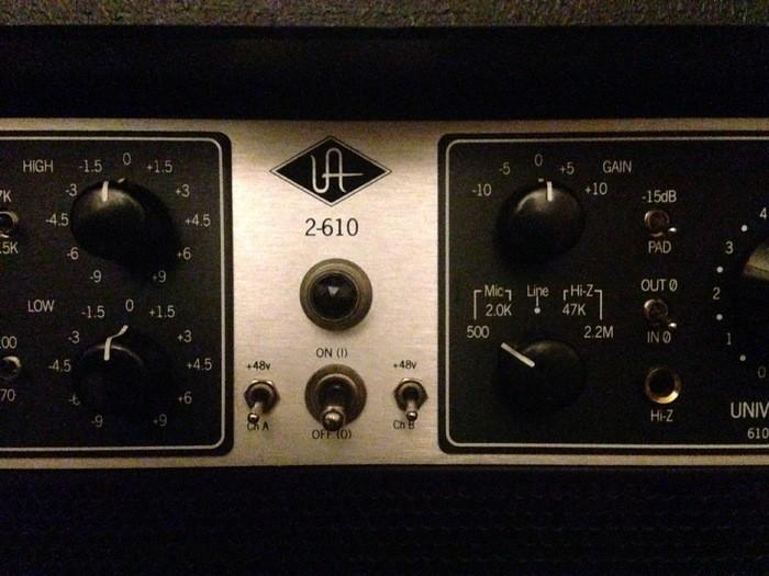 Universal Audio 2-610 (25140)