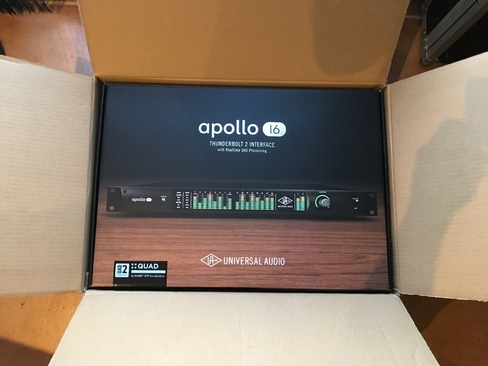 Universal Audio Apollo 16 MkII (31206)