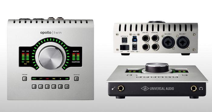 Universal Audio Apollo Twin Duo USB (96152)