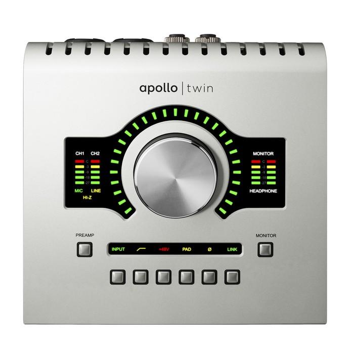 universal audio apollo twin duo 203456