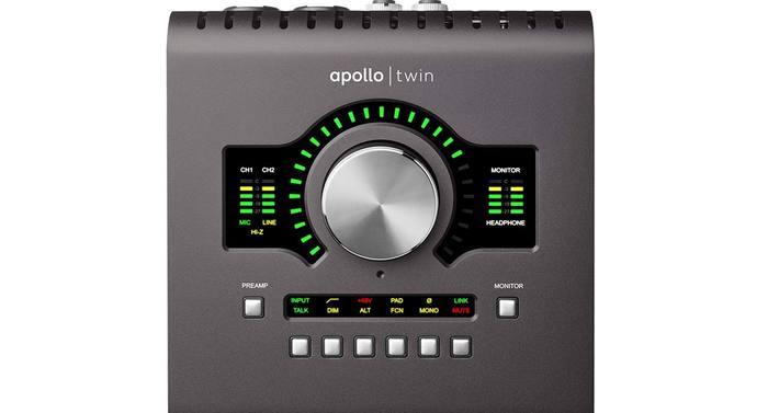 Universal Audio Apollo Twin Solo MKII (89203)