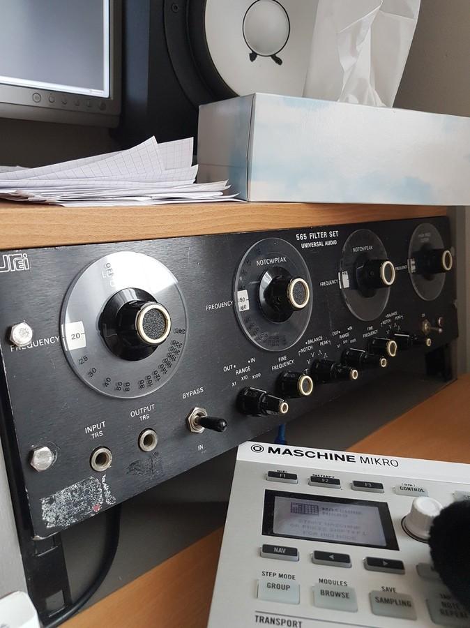 LA Audio MPX10 (2648)