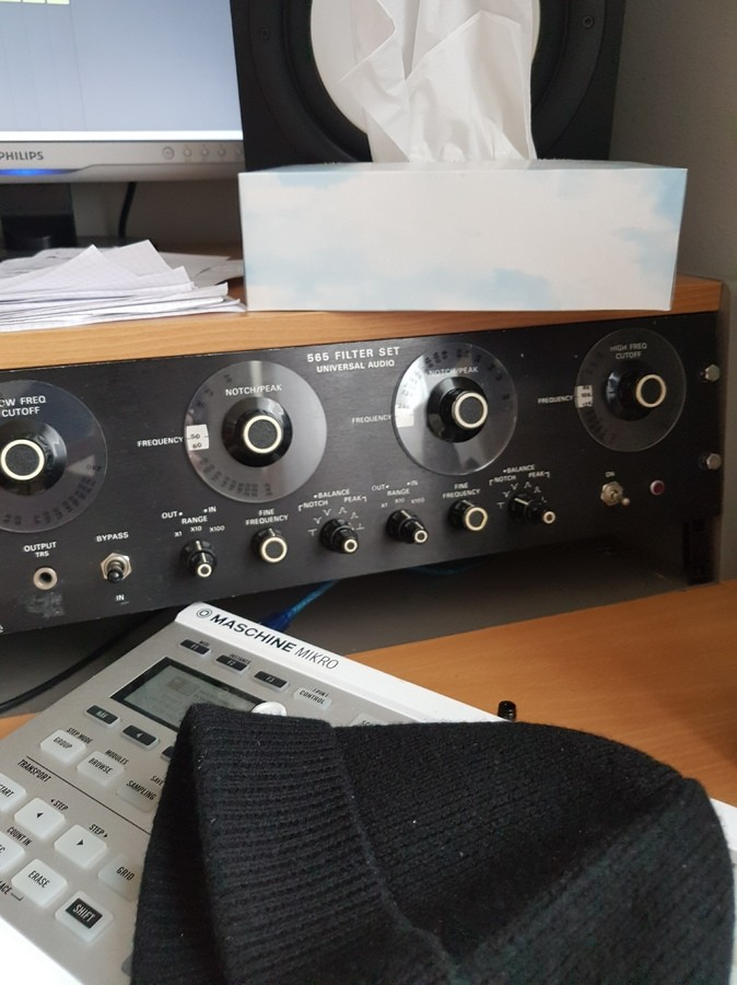 LA Audio MPX10 (98920)