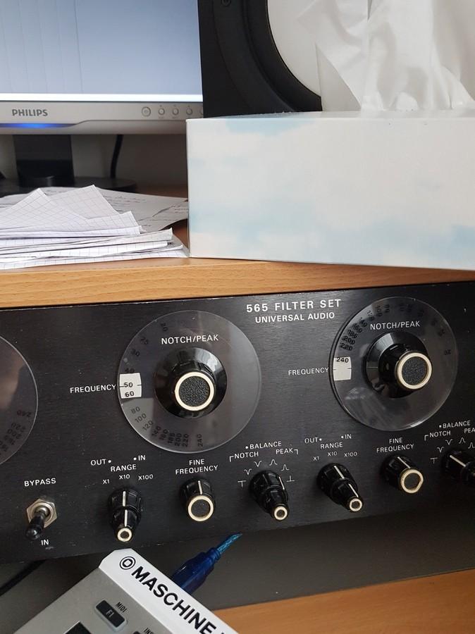 LA Audio MPX10 (66707)