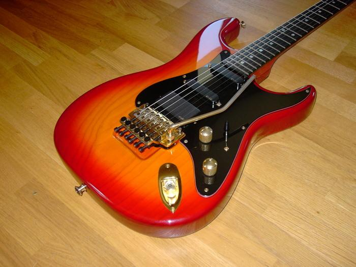 valley arts guitars custom pro image 302348 audiofanzine. Black Bedroom Furniture Sets. Home Design Ideas