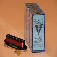 Van Zandt Pickups Rock Pickup
