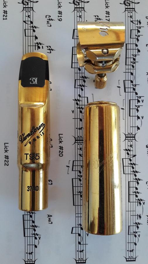 bec saxophone t nor vandoren v16 t95 aquitaine. Black Bedroom Furniture Sets. Home Design Ideas