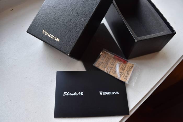 Vemuram Shanks4K Lamau images