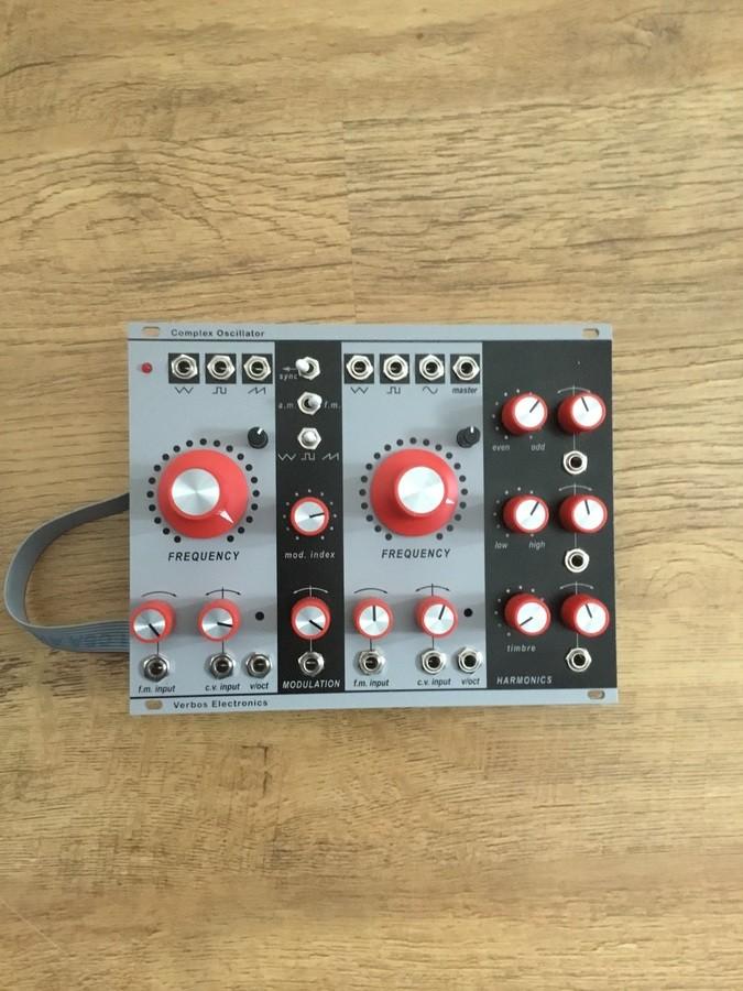 Verbos Electronics Complex Oscillator (86482)