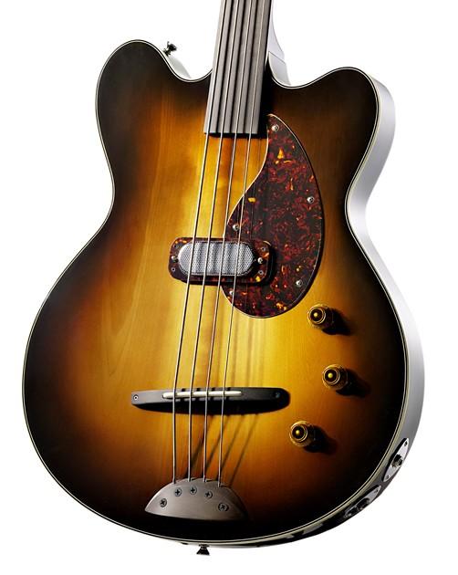 Versoul Swan Bass 4 Fretless (9636)