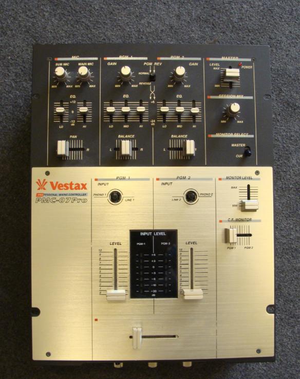 Vestax PMC-07 Pro (8465)