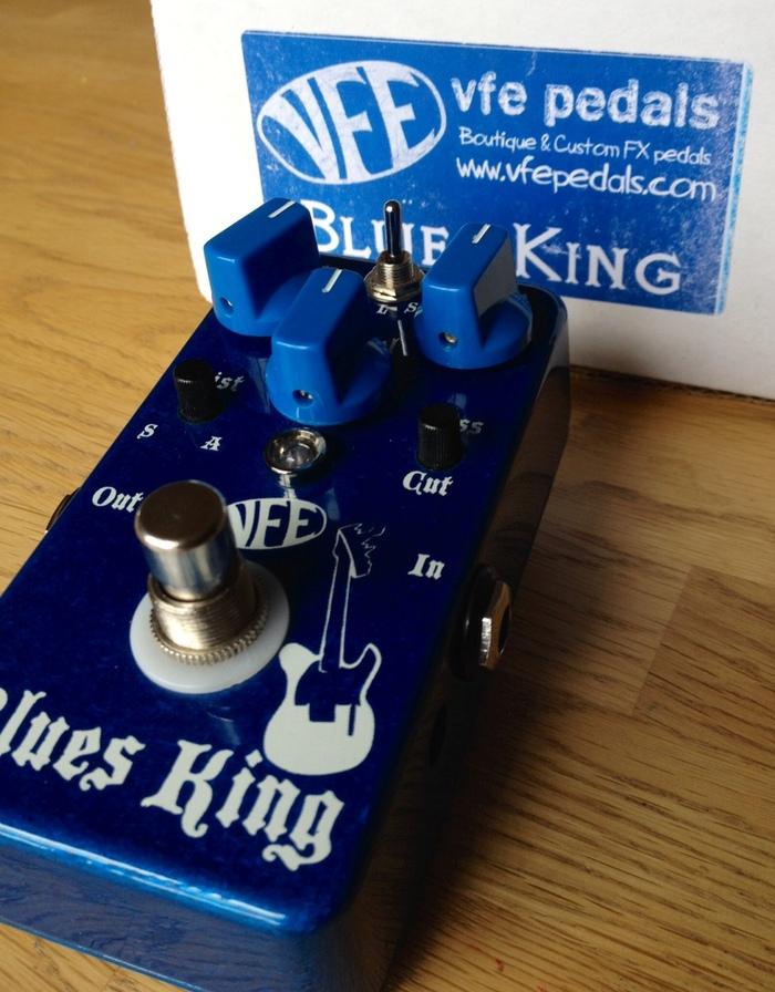 vfe pedals blues king v2 image 839735 audiofanzine. Black Bedroom Furniture Sets. Home Design Ideas