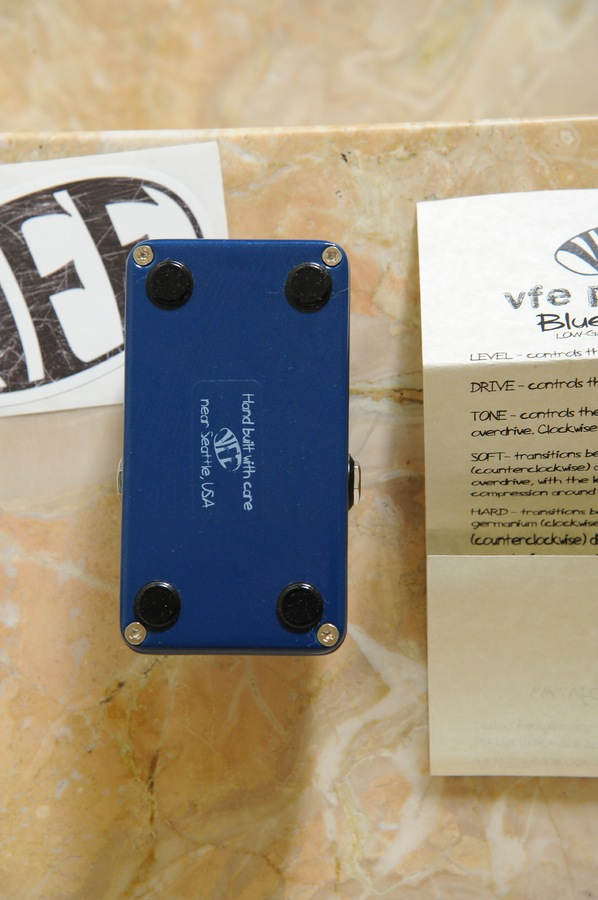 vfe pedals blues king v3 image 1842835 audiofanzine. Black Bedroom Furniture Sets. Home Design Ideas
