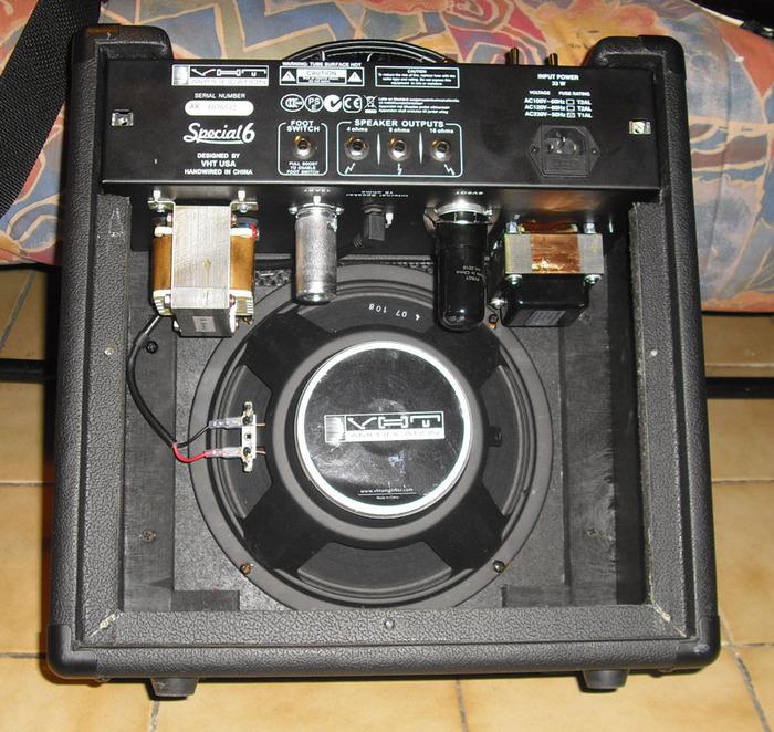 Vht Amplification Axl Special 6 Combo Av Sp1 6 Image
