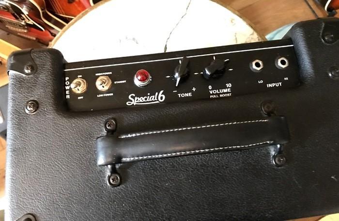 VHT Amplification (AXL) Special 6 Head AV-SP1-6H (49681)