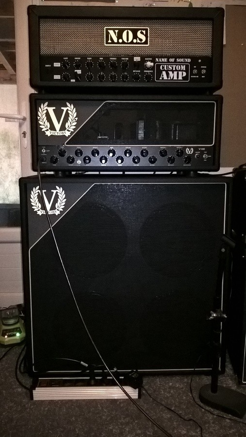 Victory Amps V100 The Duke (21802)