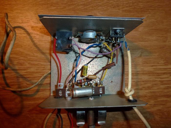 vintage pedal workshop rangemaster treble booster image 317663 audiofanzine. Black Bedroom Furniture Sets. Home Design Ideas